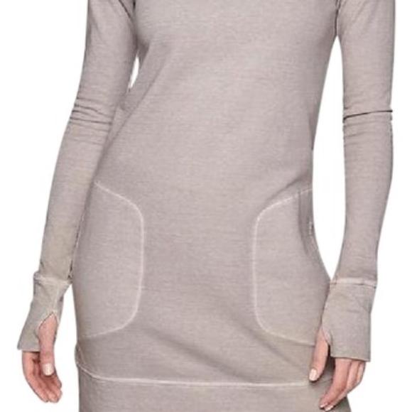 d2630b4689b Athleta Turtleneck Tunic Dress